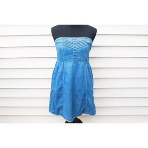 Mossimo Supply Co.   Vintage 90's Blue Jean Dress